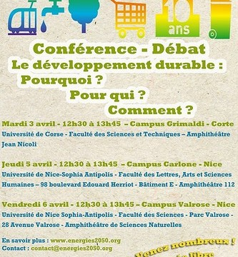ENERGIES 2050-Affiche Semaine du DD