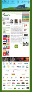 Capture écran - Site internet WRETC 2013
