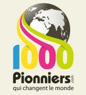 Logo 1000 pionniers