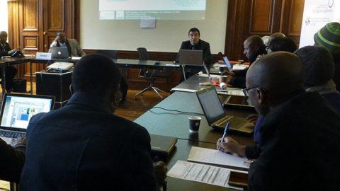 Réunion sur les négociations climat – Genève