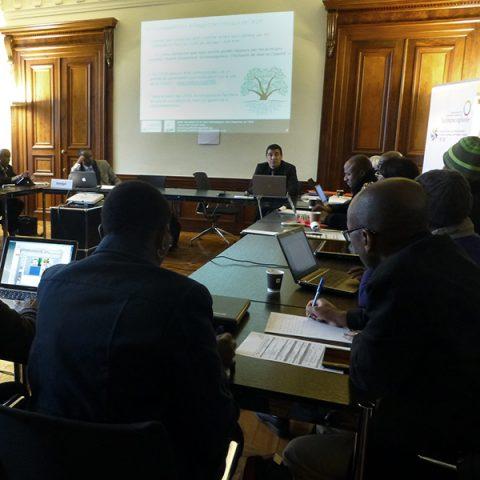 Meeting on Climate Negotiations – Geneva