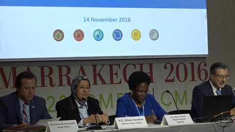 COP22 – Realising renewable energy potential in Africa through NDC implementation