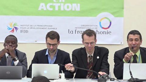 COP22 – Repenser le Carbone comme un outil de développement et de solidarité
