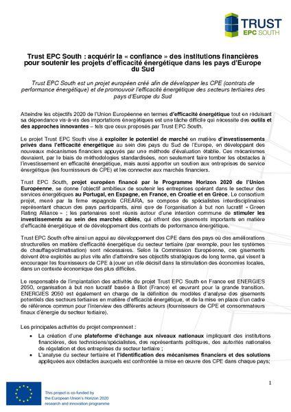 thumbnail of CTrustEPC_Communiqué de presse