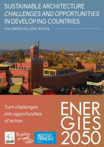 2017-05-29 _Notes_ENERGIES_2050_Sustainable architecture in developing countries