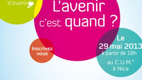Colloque « Entrepreneurs d'avenir »