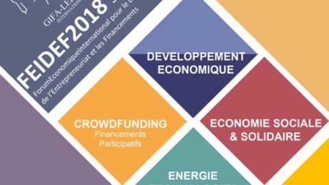 FEIDEF 2018 – Forum Economique International pour le Développement de l'Entrepreneuriat et les Financements