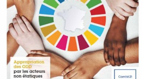 Lancement du rapport sur l'appropriation des ODD par les acteurs non étatiques français