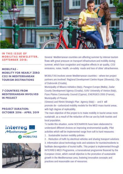thumbnail of Mobilitas Newsletter SEPTEMBER 2018