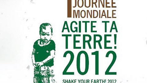 Shake Your Earth! 2012