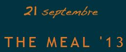 Logo The Meal