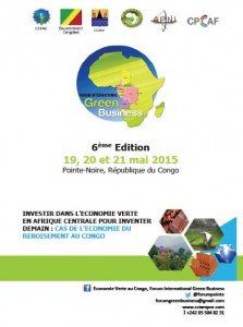 2015-05-18 - Forum International Green business_Congo
