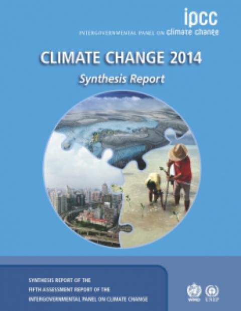 Synthèse du 5ème Rapport d'évaluation sur le Climat du GIEC