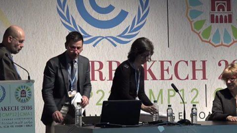 COP22 – Changement climatique, Accord de Paris et bassin méditerranéen : défis et perspectives