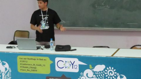 COP22/COY12 – Climate negotiations for citizens