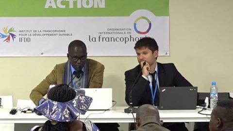 COP22 – Innover et mobiliser pour améliorer la résilience des populations dans les PMAs