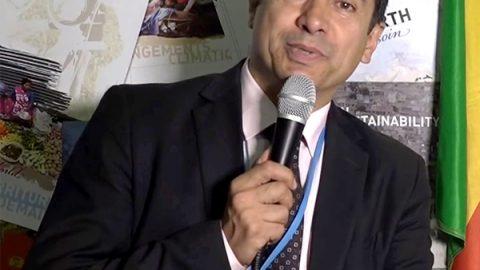 Présentation de l'association ENERGIES 2050 pour Télé Congo