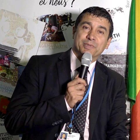 Presentation of the association ENERGIES 2050 for Télé Congo