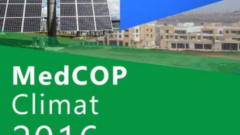 MedCOP Climate 2016 – Report on the challenges and challenges of the Mediterranean