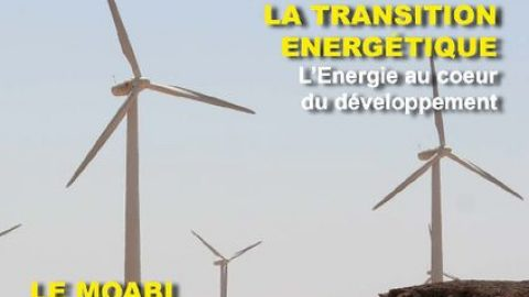 Energy transition, energy at the heart of development