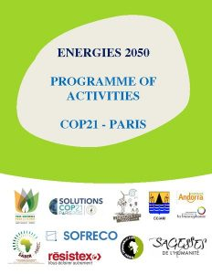 thumbnail of 2015-12-Programme-of-activities-COP-21-ENERGIES-2050