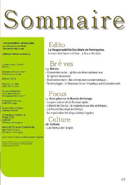 thumbnail of Pages de 2014-05 – L_Equatorial_Magazine_numéro 3_sommaire