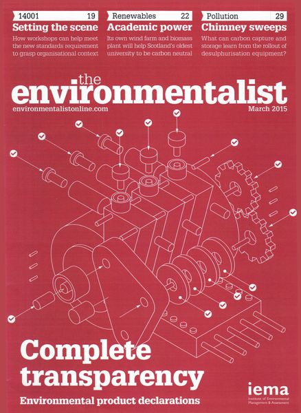 thumbnail of The_environmentalist_sommaire