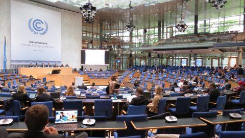 Conférence climat Bonn 2017 : Réunion technique d'experts sur l'atténuation