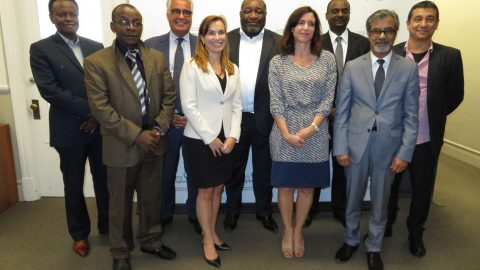 Meeting of the Scientific Committee of the journal OIF / IFDD Liaison Energies Francophonie (EWL) in Quebec City