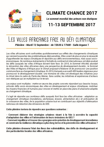 thumbnail of Climate_Chance_2017_plenary_programme_FR