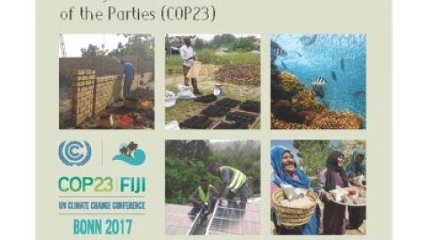 Guide to the negotiations – COP23, Bonn, November 2017