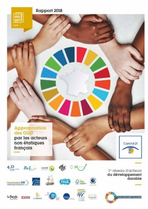 Launch of the appropriation of Sustainable Development Goals (SDGs) by non-state French report