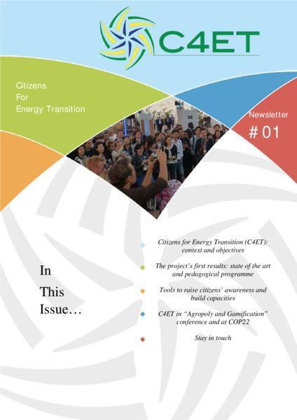 thumbnail of C4ET_Newsletter_1_EN