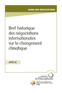 thumbnail of 2019-11_IFDD_Annexe-Negociations-Climat_CdP25_10pages_FR