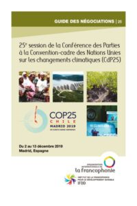 thumbnail of 2019-11_IFDD_Guide-Negociations-Climat_CdP25_234pages_FR